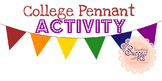 College Pennant Activity