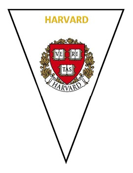 College Pennant Research Activity AVID with 34 Bonus Printable College Pennants