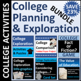 College Planning & Exploration Activities