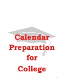 College Prep Calendar  grade 8-12