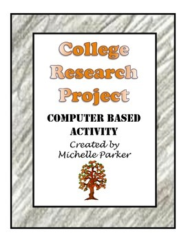College Project (Computer Based Activity)