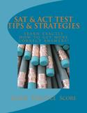 SAT & ACT Test Tips & Strategies