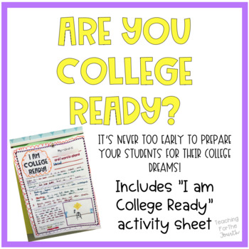 College Ready Student Activity
