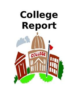 College Report