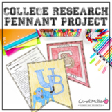 College Research Pennant Project | Digital Learning
