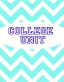 College Research Unit