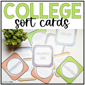 College Sort Cards