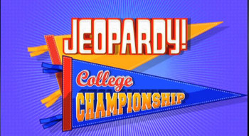 College Terms Jeopardy Game