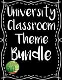College/University Theme Bundle