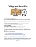 Student Loan & College Admission Project