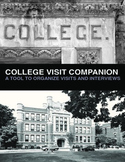 College Visit Companion: A Tool to Organize Visits and Interviews