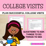 College: College Visits Organization Tool