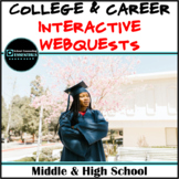 6 College & Career Webquests for High School Students