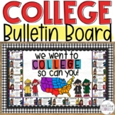 College Week & Awareness BULLETIN BOARD!