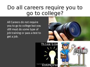 College and Career Awareness
