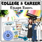 College and Career Awareness Escape Room (Middle and High School)