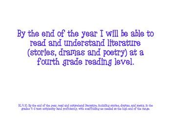 "College and Career (Common Core) Language Arts ""Reading Literature"" - no stars"