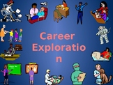College and Career Editable PowerPoint- Middle and High School