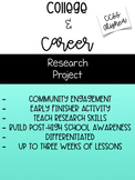College and Career Fair Research Project