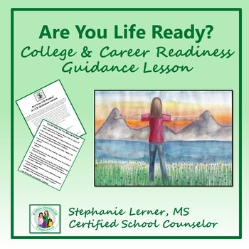 College and Career Guidance Lesson: Are You Life Ready?