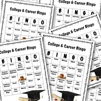College and Career Life Skills Lesson Bundle for General and Special Education