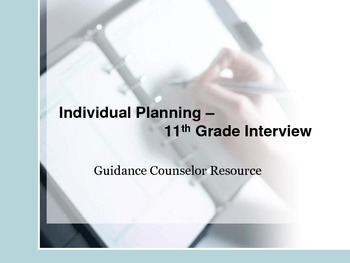 College and Career Planning - Junior Review