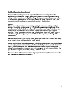 College and Career Readiness Project