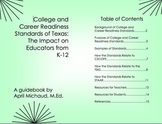 College and Career Readiness Standards Guidebook
