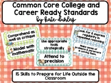 College and Career Readiness Standards-Printable!