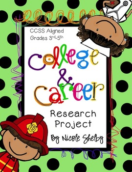 career research project Services to help clients improve outcomes in health, education, social policy,  and transportation we are dedicated to improving lives through research.