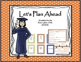 College and Career Timeline. Let's make a plan
