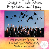 College and Trade School Research Project *Rubric Included*