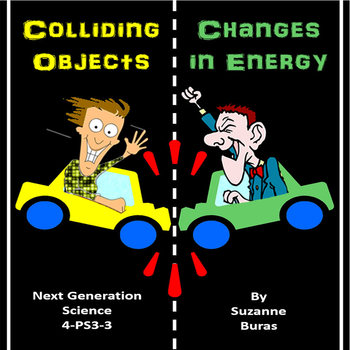 Colliding Objects and Transfer of Energy: Next Generation Science 4-PS3-3