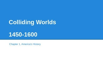 Colliding Worlds (America's History) Native Cultures of the Americas