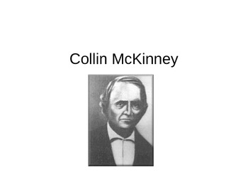Collin Mckinney PowerPoint