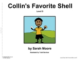 Collin's Favorite Shell (Level D) (ULS)