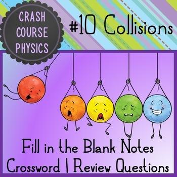 Collisions (Crash Course Notes)