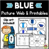 Color Blue Picture Web