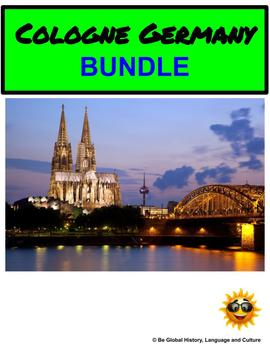 Cologne Germany - Research BUNDLE - in English