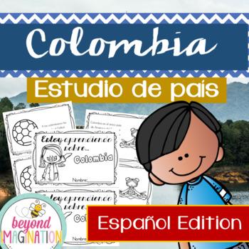 Colombia Country Study | Colombia Estudio de país | Español Edition | Spanish