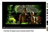 Colombia Cultural Commerical-El riesgo Spanish 2