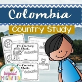 Colombia Booklet Country Study Project Unit