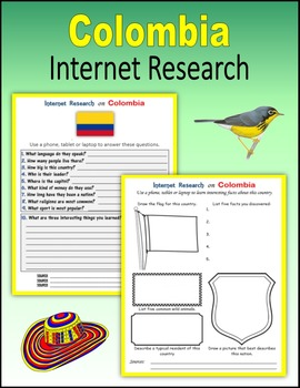 Colombia (Internet Research)