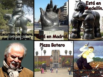 Colombia Power Point in Spanish