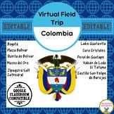 Colombia Virtual Field Trip