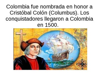 Colombia bundle (Spanish)