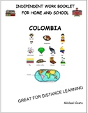Colombia, Africa,  fihgting racism, distance learning, literacy (#1281)