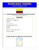 Colombian Culture Internet Activity