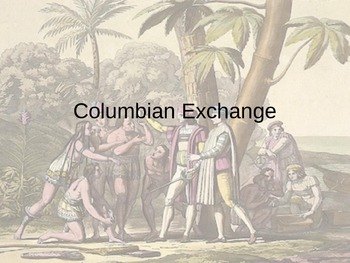 Colombian Exchange Resource