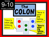 Colon! Using Colons to Introduce a List and a Quote